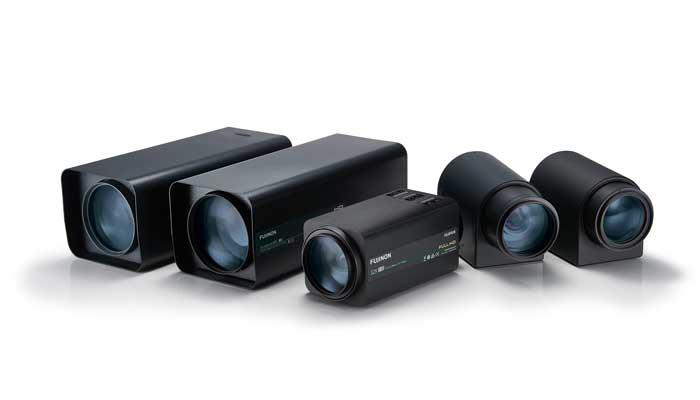 زوم اپتیکال 60X برای دوربین مداربسته با لنزهای Fujinon