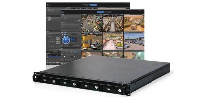 دستگاه ضبط تصاویر دوربین های تحت شبکه