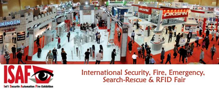 پنجمین نمایشگاه امنیت در صنعت نفت