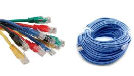 آموزش کامل کابل کشی شبکه دوربین مداربسته (قسمت اول : انواع کابلهای Cat5e/6a/7a)