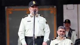 فرمانده نیروی انتظامی : ۹۹ درصد تجهیزات پلیسی از تولیدات داخلی است.