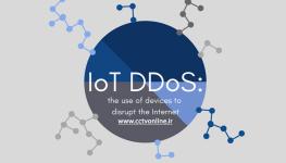 خطر حملات DDoS برای اینترنت اشیاء و دوربین های مداربسته
