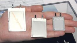 باتریهای قابل انعطاف پاناسونیک با ضخامتی کمتر از نیم میلیمتر!