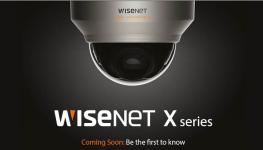 سری جدید دوربینهای مدار بسته Hanwha Wisenet X