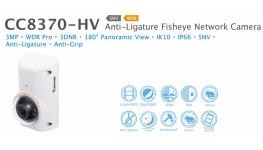 بررسی تخصصی دوربین های مدار بسته چشم ماهی 3 مگاپیکسلی Vivotek