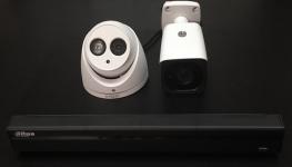 بررسی دوربین مداربسته 4 مگاپیکسلی آنالوگ HD داهوا
