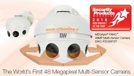 بررسی تخصصی دوربین مداربسته 48 مگاپیکسلی DW (قسمت دوم)