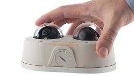 دوربینهای مدار بسته سری Microdome Duo آرکانت ویژن با دو سنسور تصویربرداری