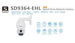 دوربین مدار بسته تحت شبکه Speed Dome جدید Vivotek با پلتفرم سازگار H.265
