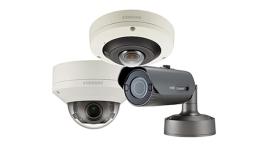 3 دوربین مداربسته 4K جدید به لیست Hanwha Wisenet P افزوده شد.