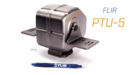 سیستم کنترل حرکت دوربین مداربسته FLIR