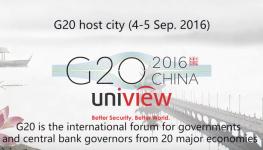50 هزار دوربین مدار بسته Uniview امنیت نشست G20 را برعهده گرفتند