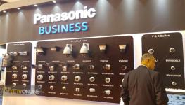 گزارش تصویری نمایشگاه دوربین مدار بسته Intersec 2017 در غرفه های یونی ویو، اکسیز، پاناسونیک، پلکو و سانل