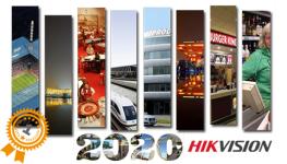 هایک ویژن می خواهد تا سال 2020 برند اول جهان شود