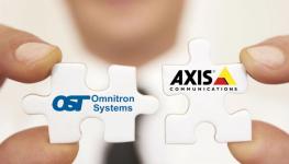 ساخت تبدیل HPoE دوربین مداربسته تحت شبکه در همکاری شرکت Axis و Omnitron
