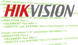 افشای نفوذپذیری امنیتی به فضای Cloud شرکت Hikvision