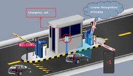 راهکار جدید پارکینگ هوشمند شرکت داهوا : دوربین مداربسته پلاکخوان، سیستم مدیریت مرکزی