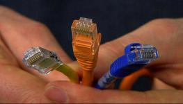 آموزش کامل کابل کشی شبکه دوربین مداربسته (قسمت سوم : تفاوتهای فیزیکی و کارکردی کابلهای STP و UTP)