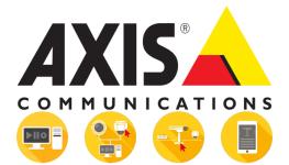 رابط کاربری تحت وب جدید شرکت Axis
