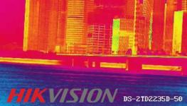 معرفی دو دوربین مداربسته تحت شبکه حرارتی جدید از شرکت Hikvision