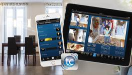 امکان پخش تصاویر و کنترل دوربین مداربسته Honeywell بر روی Apple TV