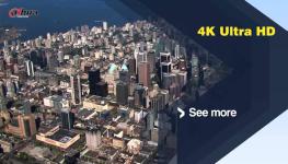 راهکار و محصولات 4K جدید در تیزر تبلیغاتی شرکت Dahua