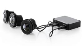دوربین مداربسته تحت شبکه فشرده سری MegaVideo Flex شرکت Arecont Vision کوچولوی حرفه ای