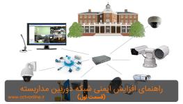 توصیه هایی ساده برای افزایش امنیت شبکه دوربینهای مداربسته IP