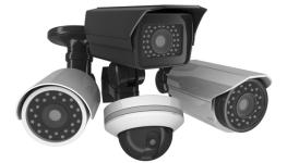 آمار استفاده از دوربین مداربسته IR(دید در شب) در سال 2016 : رو به افزایش