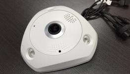 بررسی تخصصی جدیدترین دوربین مداربسته پانورامیک 12 مگاپیکسلی Hikvision