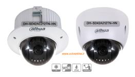دوربینهای مداربسته جدید Dahua از نوع مینی PTZ