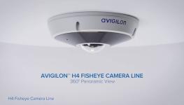 دوربین مداربسته پانورامیک 12 مگاپیکسلی جدید شرکت Avigilon