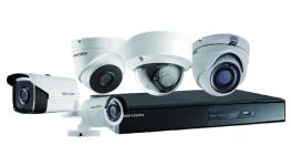 محصولات Turbo HD هایک ویژن با پکیج XProtect VMS شرکت مایلستون