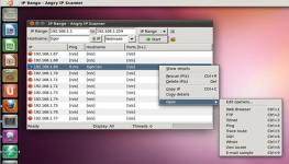 بررسی کار IP Scanner شبکه برای نصب دوربینهای مدار بسته تحت شبکه