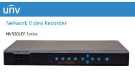 نگاهی به NVR پرفروش یونی ویو